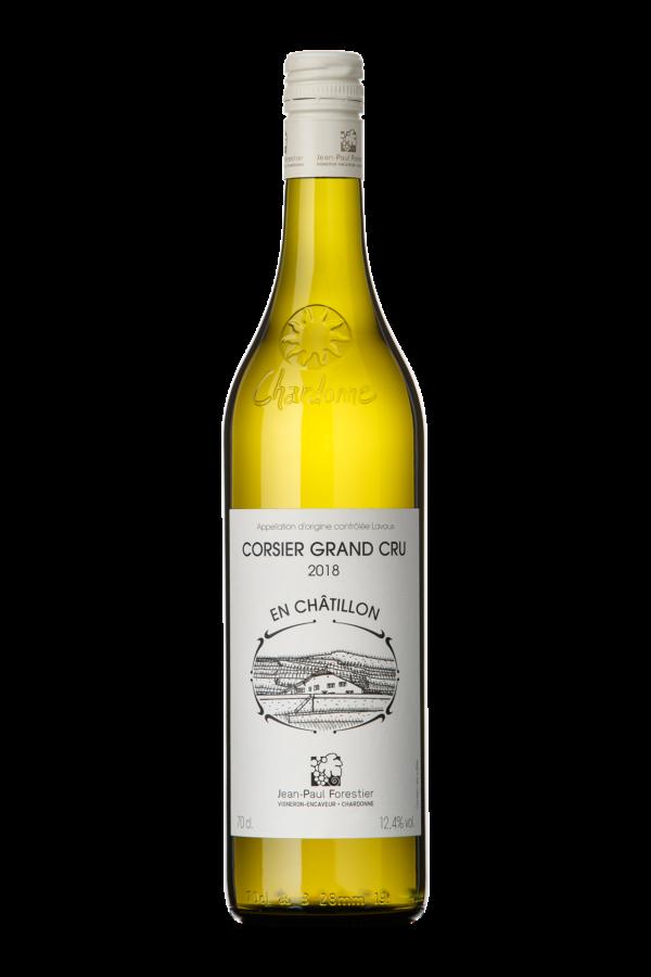 vins forestier corsier en chatillon